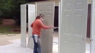 painting interior doors interior house painting. Black Bedroom Furniture Sets. Home Design Ideas