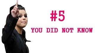 Selena Gomez 5 Amazing Facts You Didn
