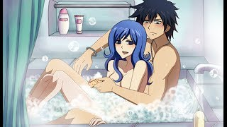 FAIRY TAIL 3   JUVIA VS ERZA