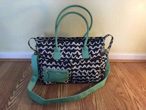 oh joy tote diaper bag review what 39 s in my diaper bag save money with diy guides. Black Bedroom Furniture Sets. Home Design Ideas