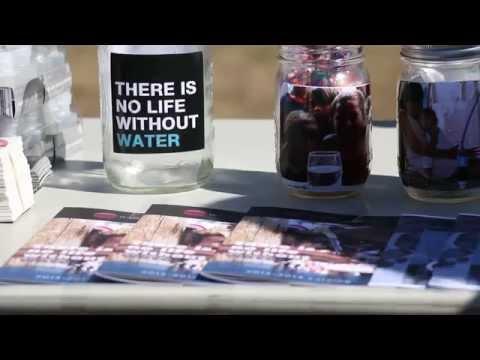 Raising awareness at World Water Day