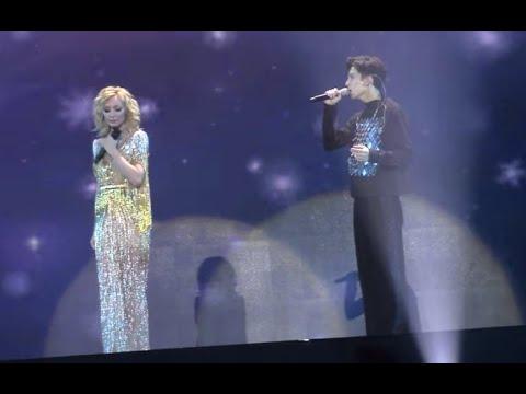Шикарный дуэт Кристины Орбакайте и Димаша Кудайбергена