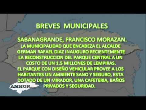 Municipios Bellos de Honduras --- JACALEAPA, EL PARAÍSO