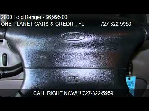 2000 Ford Ranger XLT SuperCab 2WD - for sale in LARGO, FL 33