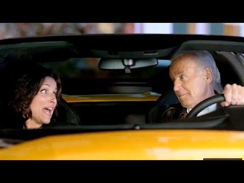 "Joe Biden & Julia Louis-Dreyfus' Spoof ""Veep"" at Correspondents' Dinner"