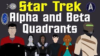 Star Trek: Alpha and Beta Quadrants (Complete)