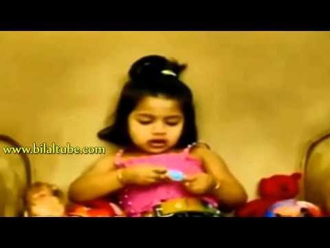 bilal tube - 3 Year Baby Girl Identifying the capital cities of all the countries