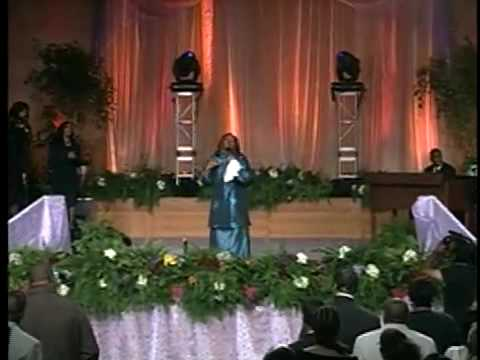 Beverly Crawford Praise Jehovah / I Bless Your Name - DVD In Stores Now