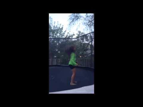 Back Fail Back Tuck Fails Gymnast Cheer