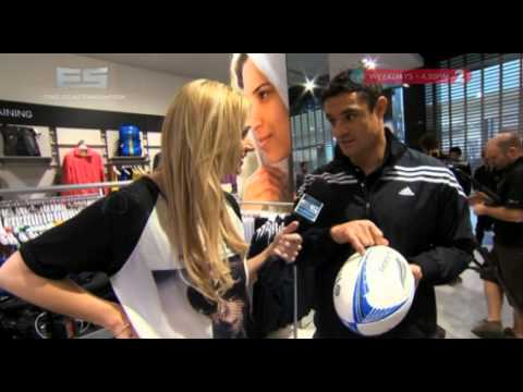Richie McCaw and Dan Carter on The Erin Simpson Show