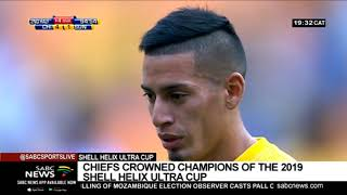 Kaizer Chiefs crowned 2019 Shell Helix Ultra Cup champions