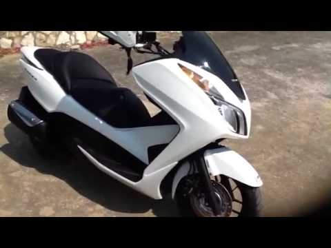 Honda Forza nss 300 2013 - YouTube