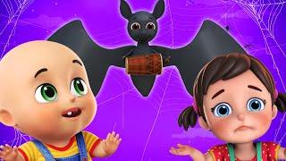 অদুর বাদুড় - Adhur Badur - Bengali Rhymes for Children | Jugnu Kids Bangla