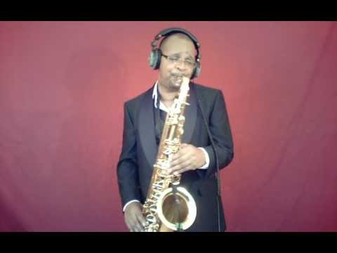 Sax Melody - Because You Loved Me