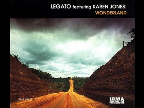 Legato featuring Karen Jones – Wonderland - AcidJazz