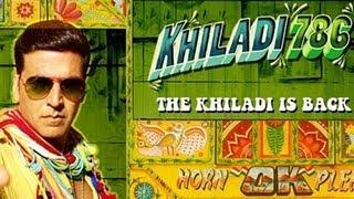 Khiladi 786 Trailer Feat. Akshay Kumar, Asin