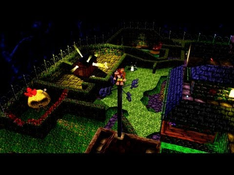Let's Play Banjo-Kazooie Part 8