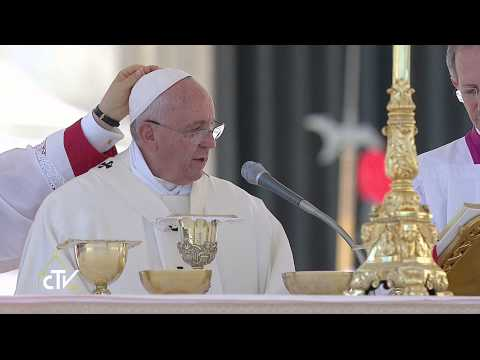 2014 09 28 CDR Messa Papa Francesco