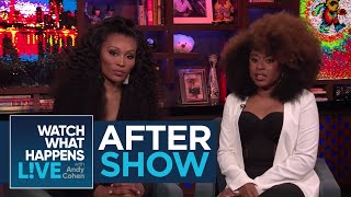 After Show: Who Would Cynthia Bailey Visit In The Lady Pond? | RHOA | WWHL
