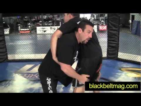 MMA Techniques: Double-Leg Takedown - by Mixed Martial Arts Ref