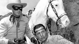 The Lone Ranger tv series with theme song
