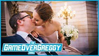 Greg Miller Got Married - The GameOverGreggy Show Ep. 179 (Pt. 1)