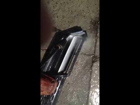 Видео как снять хром