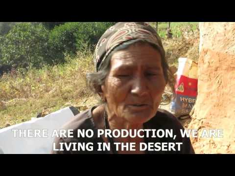 Visiting Kamala Mijar after Nepal Earthquake 2015