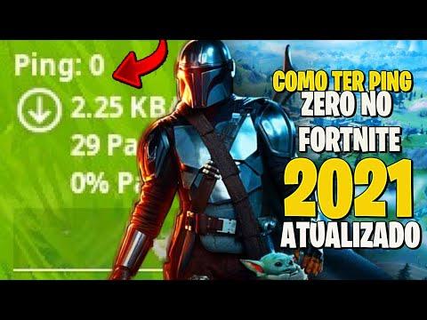 COMO TER PING Baixo NO FORTNITE XBOX ONE e PS4, ATUALIZADO 2021