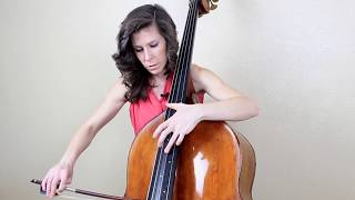 Double Bass Solo from Mahler: Symphony #1 (3rd Movement)