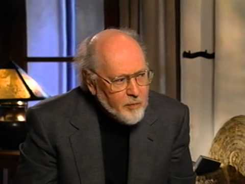 John Williams Harry Potter Interview John Williams Interview May