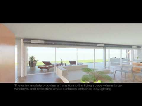Team Florida s Solar Decathlon 2011 Computer-Animated Walkthrough
