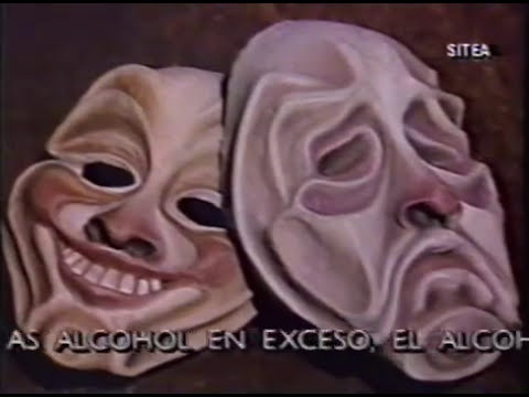 SITEA - Alcoholismo (Sistema Teleducativo Argentino) 1991