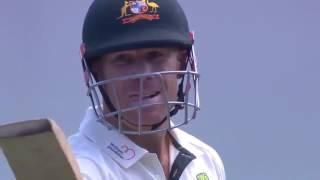 David Warner 113 runs vs Pakistan |  Pakistan vs Australia 3rd Test 2017