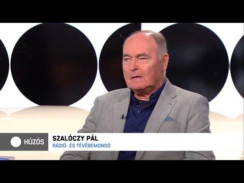 """A """"Húzós"""" vendége: Szalóczy Pál"""
