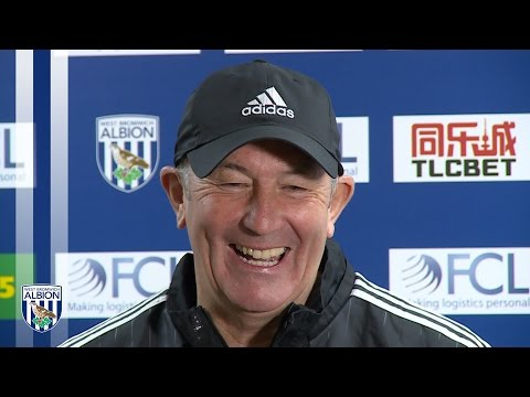 PRESS CONFERENCE: Tony Pulis previews Premier League fixture against West Ham
