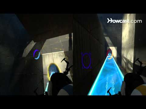 Portal 2 Co-op Walkthrough / Course 3 - Part 2 - Room 02/08