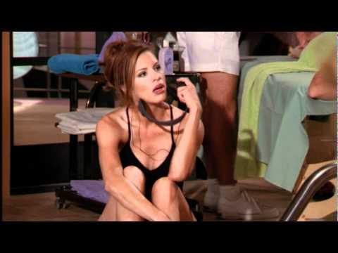 Janine lind blowjob