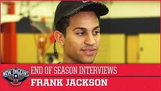 Frank Jackson 2018-19 End of Season Interview | New Orleans Pelicans