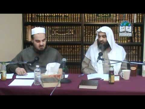 05 :: Forty Hadeeth of the Islamic Personality (Sheikh Ali al...
