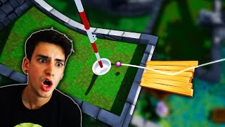 THE ULTIMATE HOLE-IN-ONE MAP?! (Golf It)