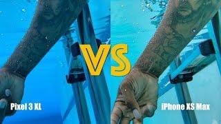 Underwater Smartphone, Full Camera Comparison!