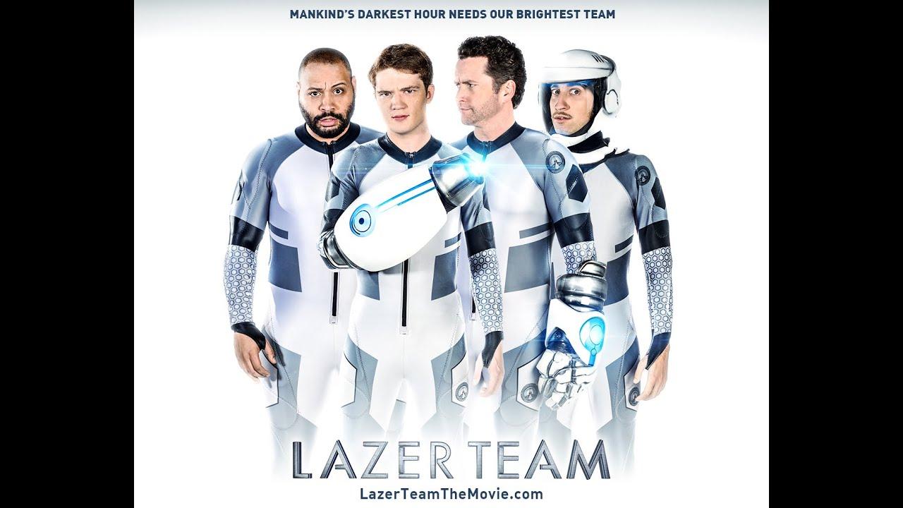 Лазерная команда 2015  кинопоиск