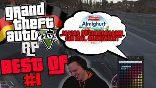 """MAMA DU EHRENMANN""- BEST OF GTA 5 RP #1 (DEUTSCH)"