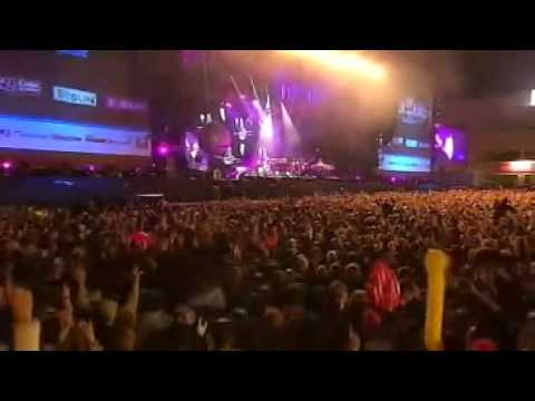 Depeche Mode - Enjoy The Silence live @ Rock Am Ring 6-4-6 Video