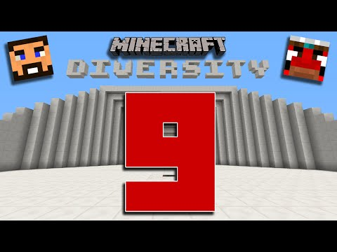Minecraft Diversity With Pause - Ep09 - Parkour video