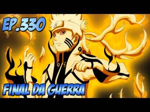 Naruto Shippuden Ep 330   Final Da Guerra video