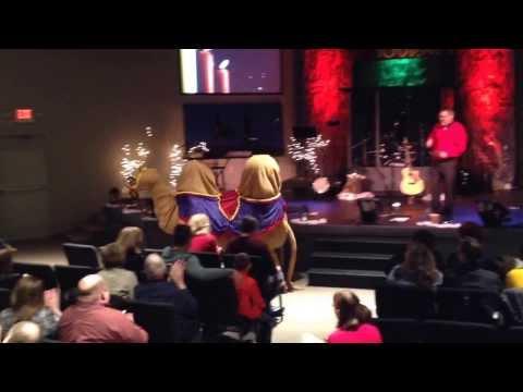 Christmas Camel - HUMP DAY at Waterbrook!