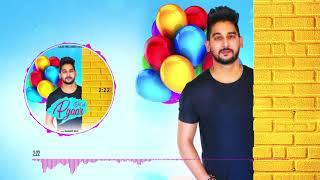 Dil Ch Pyaar - Laddi Maan - New Punjabi Songs 2018 - GS23 Records