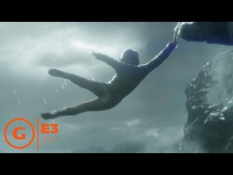 Rise of The Tomb Raider - E3 2014 Trailer at Microsoft Press Conference